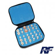Rf Industriesltd Rfa4024 kits en estuche