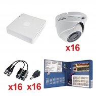 Hilook By Hikvision Kh720p16ew KIT TurboHD