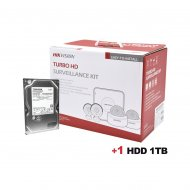 Hikvision Hik1080kit41tb KIT TurboHD 1080p