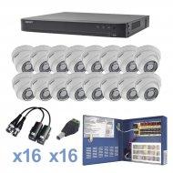 Kevtx8t16ew Epcom turbohd de 16 canales