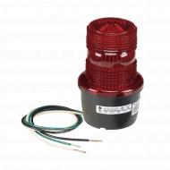 Lp3tl120r Federal Signal Industrial rojo