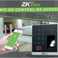 Zkteco ZAS061008 ZKTECO X8BT - Kit Control