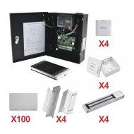Hikvision Kittarjeta04 Kit De Control De A