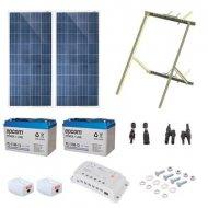 Epcom Powerline Pl1224g2r Kit Solar De 17