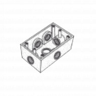 Rr0289 Rawelt tuberia metalica conduit /