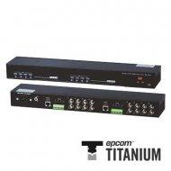 Tt108ar Epcom Titanium Transceptores de Video