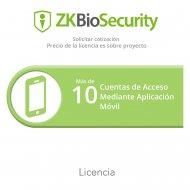 Zkbsappprj Zkteco control de acceso