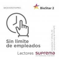 Biostar2tapro Suprema para tiempo y asist