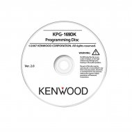 Kenwood Kpg169dk programacion y software
