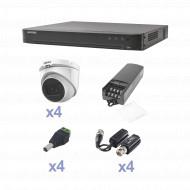 Kevtx8t4ega Epcom turbohd de 4 canales