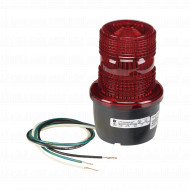 Lp3pl120r Federal Signal Industrial rojo