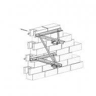 Pwm Rohn montajes de techo/ pared