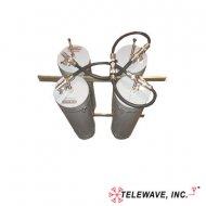 Telewave Inc Tprd1554 Duplexer Pasa-Banda