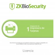 Zkbscp1 Zkteco control de acceso