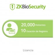 Zkbsvisp10 Zkteco control de acceso