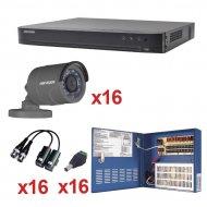 Hikvision Kh1080p16b turbohd de 16 canale