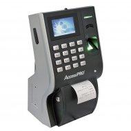Lp4 Zkteco - Accesspro para tiempo y asis