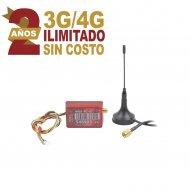 M2m Services Mini014gv2 Comunicador 3G/4G