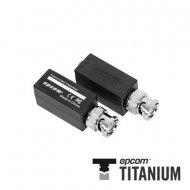 Tt101 Epcom Titanium Transceptores de Video
