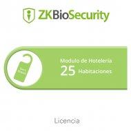 Zkteco Zkbshotel25 Licencia Para ZKBiosecu
