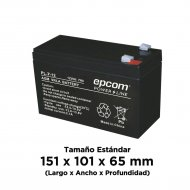 Pl712 Epcom Powerline baterias