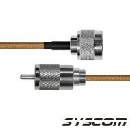 Epcom Industrial Sn142uhf60 Cable Coaxial