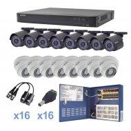 Kevtx8t8b8ew Epcom turbohd de 16 canales