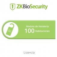 Zkteco Zkbshotel100 Licencia Para ZKBiosec