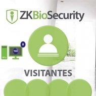 ZTA068009 Zkteco ZKTECO ZKBSVISP5 -Licenci