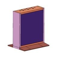 Hikvision Dsdn55b3mb Gabinete Pedestal Mod