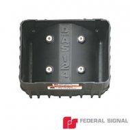 As124 Federal Signal bocinas