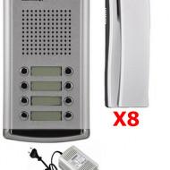 cmx2420001 COMMAX COMMAX DR8AMAP - Kit de