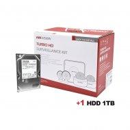 Hikvision Hik720kit41tb turbohd de 4 cana