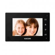 Kcva374m Kocom Monitor Adicional Color Negro Manos Libres Co