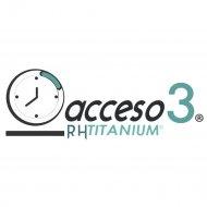Titaniumacceso3 Accesspro Tiempo y Asistencia