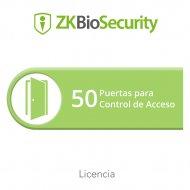 Zkbsac50 Zkteco control de acceso
