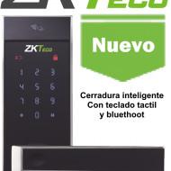 ZKT2450007 Zkteco ZKTECO AL10DB - Cerradur