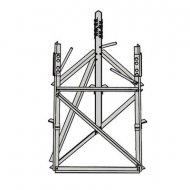 Rsb04 Rohn accesorios para torres autosop