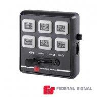 Federal Signal 660000 Controlador Serial D
