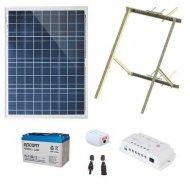 Epcom Powerline Pl1224g1r Kit Solar De 8.5