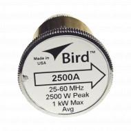 2500a Bird Technologies wattmetro - eleme