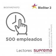 Biostar2tastd Suprema para tiempo y asist