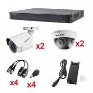 Hikvision Kh1080p2bw2dw KIT TurboHD 1080p