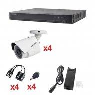Kh1080p4bw Hikvision turbohd de 4 canales