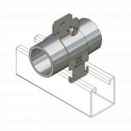 Ancau12 Anclo tuberia metalica conduit /