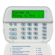 DSC1170009 DSC DSC PK5500L1 - Teclado Cabl