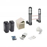 Kitcavw Bunker Seguridad detectores fotoe