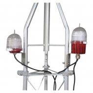 Lbibdoble Delta Box lamparas de obstrucci
