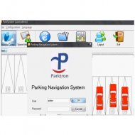 PARKTRON PPS384025 PARKTRON PGSCMS - Softw