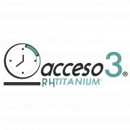 Titaniumacceso3 Accesspro tiempo y asiste